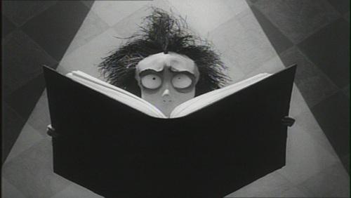 Tim Burton Shorts Vincent And The Original Frankenweenie Films Etc