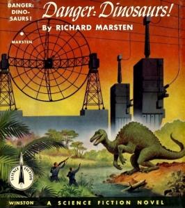 Danger Dinosaurs cover1