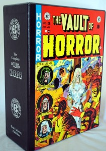EC Vault of Horror reprints