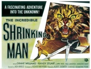 Incredible Shrinking Man poster2