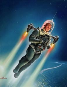 Schomberg rocket man