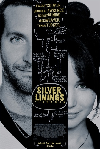 Silver Linings Playbook poster2