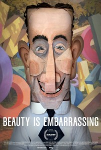 Beauty Is Embarrassing poster1