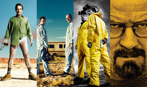 Breaking Bad composite