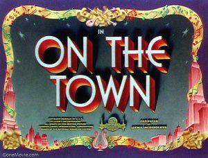On the Town main title