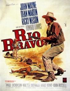 Rio Bravo poster1