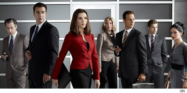 Good Wife cast photo