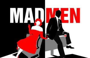 Mad Men-stylized poster