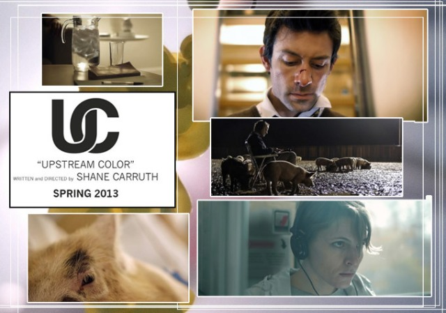 Upstream Color-montage advert