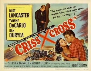 Criss Cross - poster2