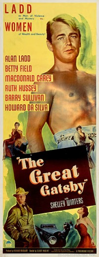 Gatsby 1949 - insert