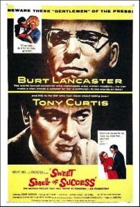 Sweet Smell of Success-poster