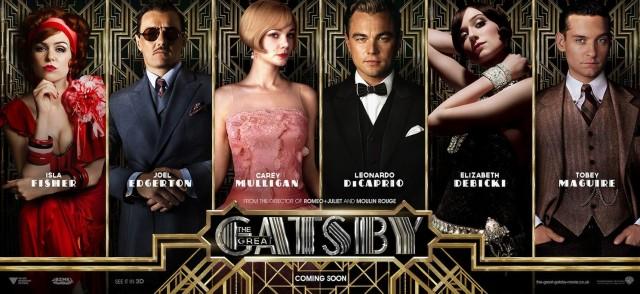 Gatsby 2013-poster3