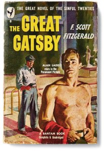 Gatsby '49-paperback tie-in