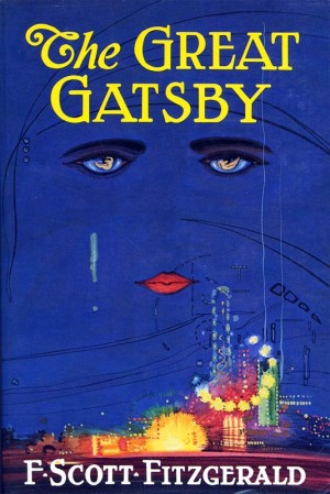 Gatsby - book cover