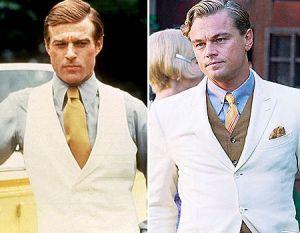 Gatsby-Redford '74 + DiCaprio 2013