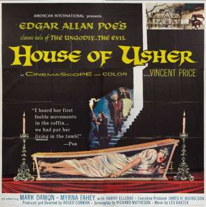 House of Usher poster1