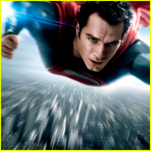 Man of Steel - flying