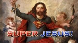 Man of Steel-Super Jesus