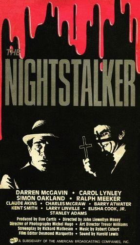 Night Stalker-poster