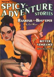 Spicy Adventure Stories 1936