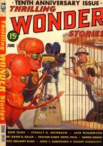 Thrilling Wonder Stories 1939