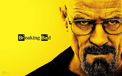 Breaking Bad poster - Walt