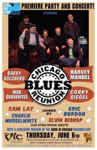 Chicago Blues Reunion-poster