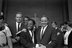 Heston+Belafonte+Baldwin+Brando