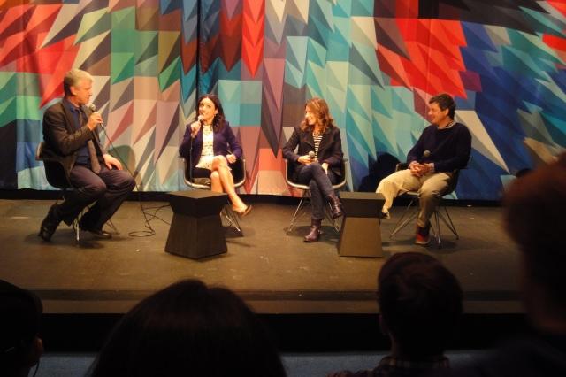 David Schwartz, Julia Louis-Dreyfuss, Nicole Holofcener, Anthony Bregman