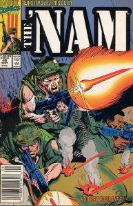 The Nam-comic cover3