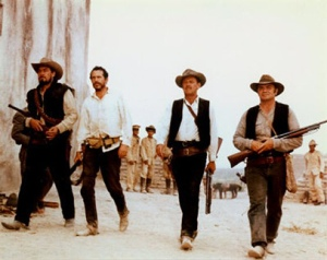 Wild Bunch-the Walk2