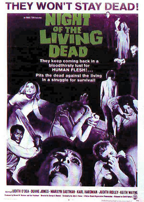 Night of the Living Dead-poster