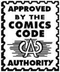 Comics Code logo