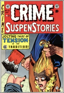 Crime SuspenStories-Head & axe