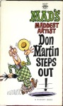 Don Martin Steps Out-PB cover