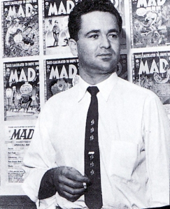 Feldstein-photo at Mad