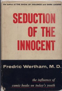 Seduction of the Innocent-jacket