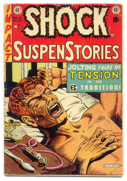 Shock Suspense Stories #12