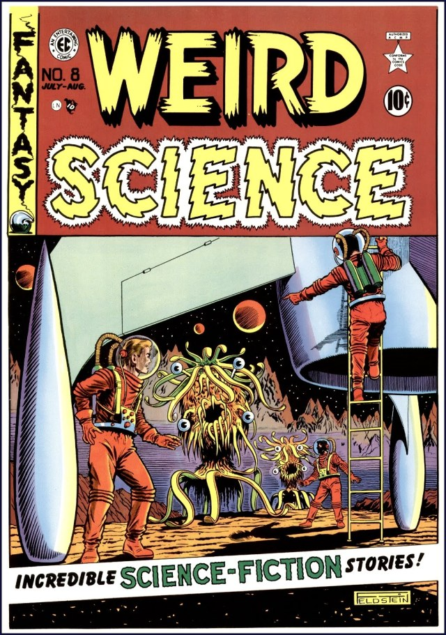 Weird Science '51