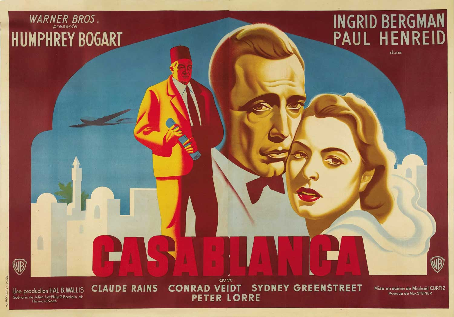 Movie Poster Art – Foreign Versions  Films etc