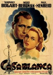 Casablanca-Italian poster