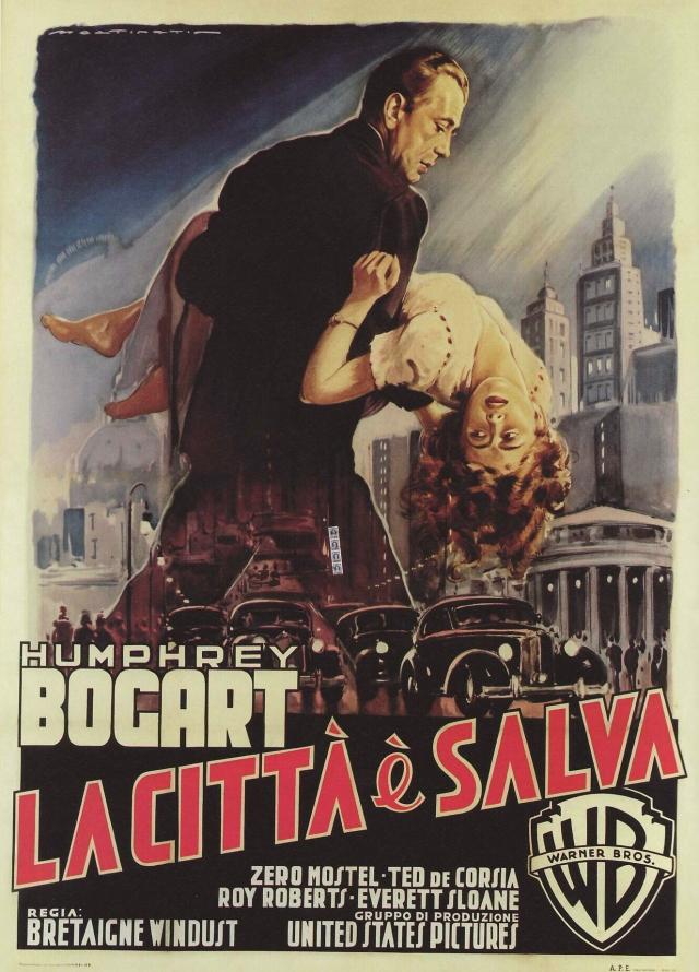 Enforcer-Italian poster
