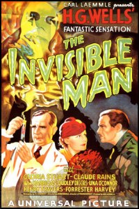 Invisible Man-poster