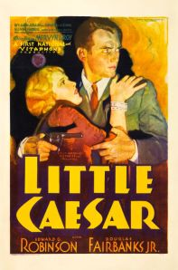 Little Caesar-poster