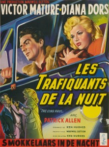 Long Haul-French poster