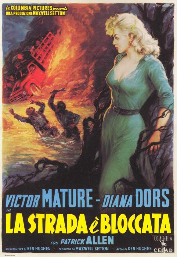 Long Haul-Italian poster