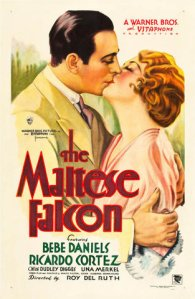 Maltese Falcon-1931 poster