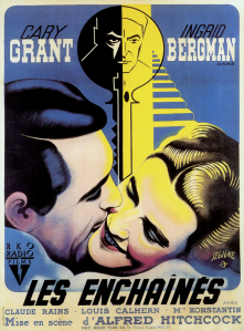 Notorious-French poster