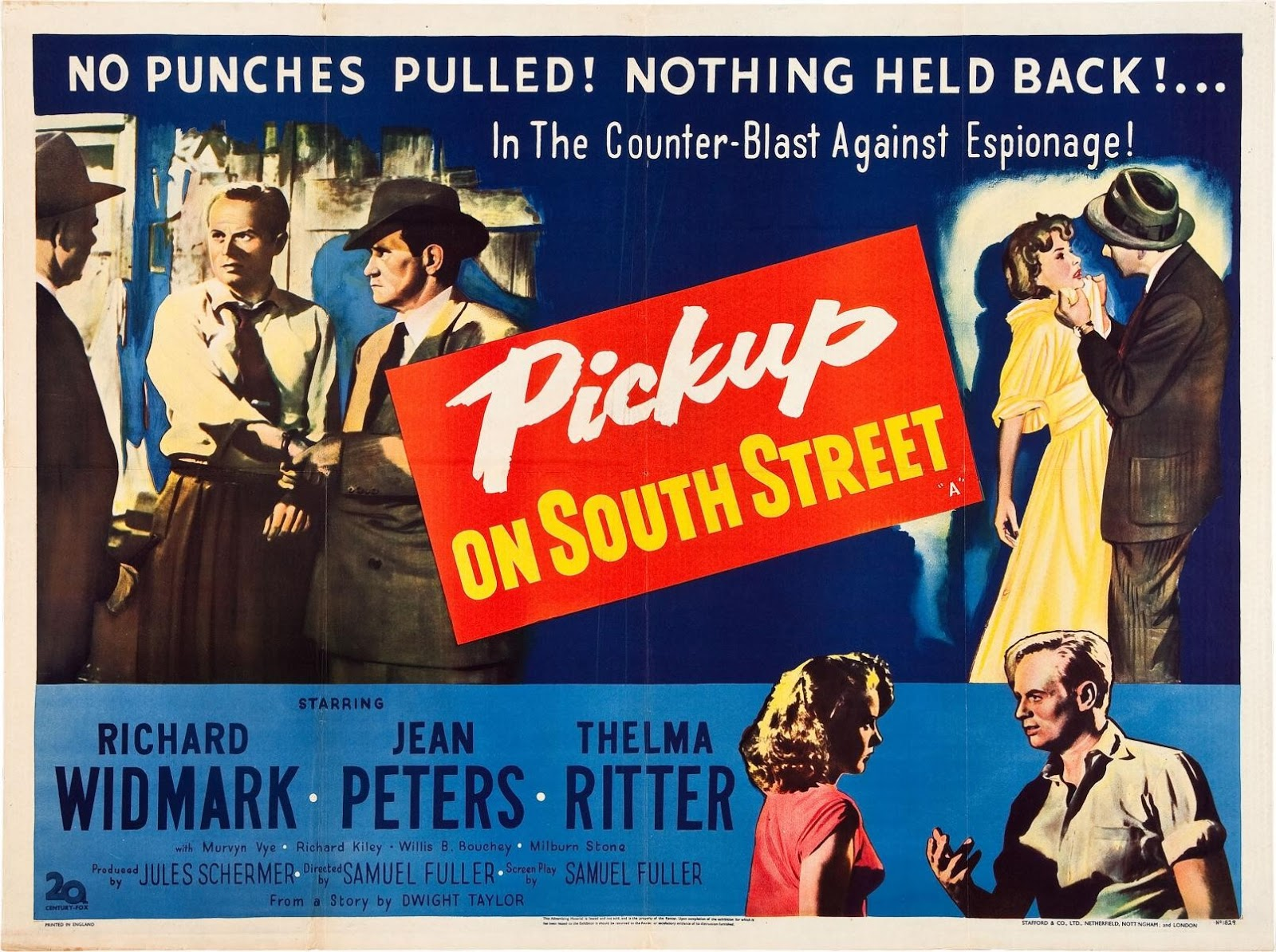 Old Fashioned Movie Posters